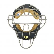 Dyna-Lite Titanium Umpire Mask by Wilson