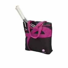 Hope Black & Pink 2 Pack Tennis Bag by Wilson