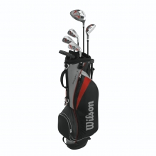 Wilson Profile Junior Red Small Package Set by Wilson