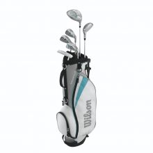 Wilson Profile Junior Teal Large Package Set by Wilson