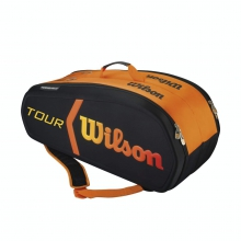 BURN BAG - ORANGE / BLACK , 9 PACK by Wilson