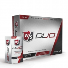 Wilson Staff Duo Golf Balls by Wilson