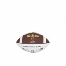 College Football Playoff Mini Size Autograph Ball by Wilson