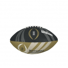 College Football Playoff Junior Size Rubber Ball by Wilson