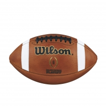 College Football Playoff Official Size Football by Wilson