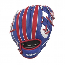 "A200 MLB 10"" Tee Ball Glove by Wilson"