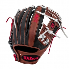 """A2K DP15 Dustin Pedroia GM 11.5"""" Glove - Right Hand Throw by Wilson"""