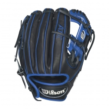 "A1K DP15 Blue Accents 11.5"" Glove - Right Hand Throw by Wilson"