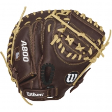 "A800 Showtime 32"" Catchers Mitt by Wilson"