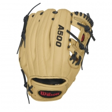 "A500 1786 11"" Baseball Glove by Wilson"