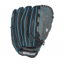 "Onyx Electric Blue 12.5"" Fastpitch Glove by Wilson"