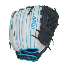"""A800 Aura 12"""" Fastpitch Glove by Wilson"""