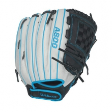 "A800 Aura 12"" Fastpitch Glove by Wilson"