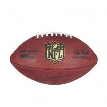 """The Duke"" Laser Engraved NFL Football - Atlanta Falcons by Wilson"