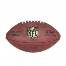 """The Duke"" Laser Engraved NFL Football - Buffalo Bills by Wilson"