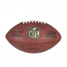 """The Duke"" Laser Engraved NFL Football - Cincinnati Bengals by Wilson"