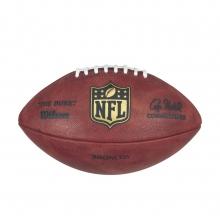 """""""The Duke"""" Laser Engraved NFL Football - Denver Broncos by Wilson"""