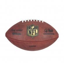 """""""The Duke"""" Laser Engraved NFL Football - Detroit Lions by Wilson"""