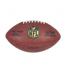 """""""The Duke"""" Laser Engraved NFL Football - Jacksonville Jaguars by Wilson"""
