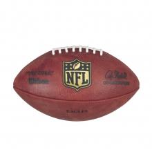 """""""The Duke"""" Laser Engraved NFL Football - Philadelphia Eagles by Wilson"""