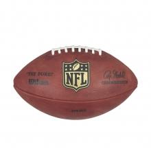"""The Duke"" Laser Engraved NFL Football - San Francisco 49ers by Wilson"