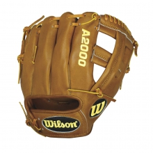 "A2000 Infield 9.5"" Training Glove by Wilson"