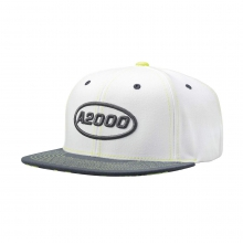 A2000 Snapback Hat - White by Wilson