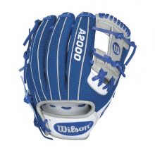 "Aso's Lab LE A2000 1786 Royal Super Skin 11.5"" Baseball Glove by Wilson"