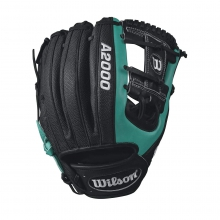 "A2000 RC22 Robinson Cano Super Skin GM 11.5"" Glove - Right Hand Throw by Wilson"