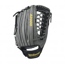 "A2000 KP92 12.5"" Glove- Left Hand Throw by Wilson"