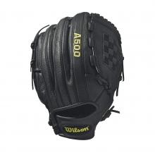 "A500 12"" Baseball Glove by Wilson"