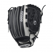 "Wilson A2000 V125 Super Skin 12.5"" Outfield Fastpitch Glove by Wilson"