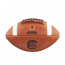 College Football Playoff Official Size Football - South Carolina by Wilson