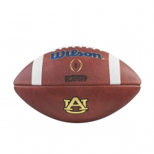 College Football Playoff Official Size Football - Auburn by Wilson