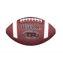 TR Waterproof Rubber Practice Football - Official by Wilson