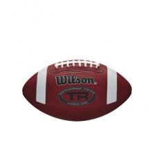 TR Waterproof Rubber Practice Football - Junior by Wilson