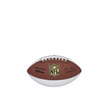 NFL Autograph Mini Football by Wilson