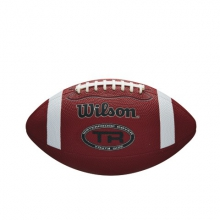 TR Waterproof Rubber Practice Football - Youth by Wilson
