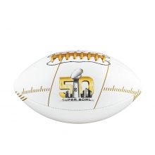 Super Bowl 50 Autograph Football - Official by Wilson