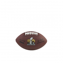 Super Bowl 50 Replica Football - Micro Mini by Wilson