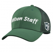 Staff Tour Mesh Cap by Wilson