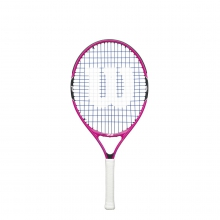 Burn Pink 23 Tennis Racket by Wilson