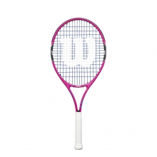 Burn Pink 25 Tennis Racket by Wilson