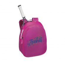 Match Jr Pink 2 Pack Tennis Backpack by Wilson