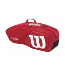 Team Red 3 Pack Tennis Bag by Wilson