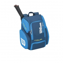 Tour V Blue 2 Pack Tennis Backpack by Wilson