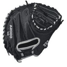 "A2000 M1 Super Skin 33.5"" Mitt - Right Hand Throw by Wilson"