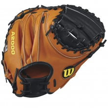 "A2000 PUDGE 32.5"" Mitt - Right Hand Throw by Wilson"