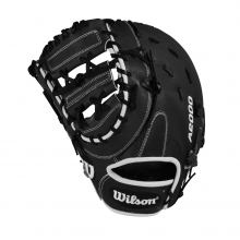 "A2000 1617 Super Skin 12.5"" Glove - Left Hand Throw by Wilson"