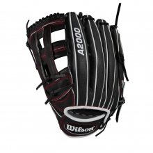 "A2000 1799 Super Skin 12.75"" Glove - Left Hand Throw by Wilson"